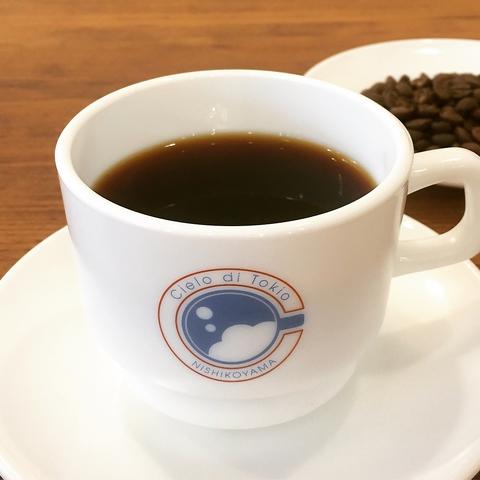 都心の喧騒から離れ、本格ドリップコーヒーを楽しむことができる【Cielo di Tokio】