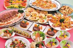 レストラン サンスーシのコース写真