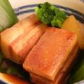 料理メニュー写真「豚の角煮」ラフティー