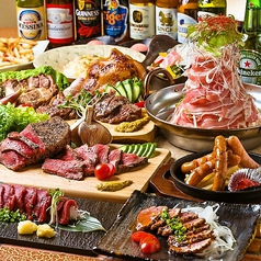牛タン 肉寿司 居酒屋 輝 渋谷店の特集写真