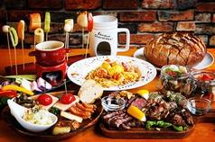HaRaPeKo dining ぐりるのコース写真