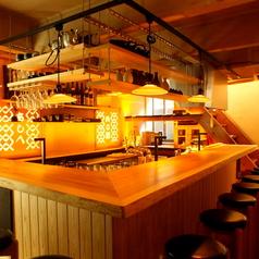 隠れ家日本酒バル あかまる 離れの雰囲気1