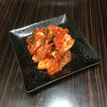 料理メニュー写真白菜キムチ
