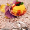 料理メニュー写真アイスクリーム、シャーベット各種