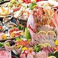 ■□■花水木コース~はなみずき~全9品飲み放題2.5時間付き 5000円■□■鮮魚から無農薬地野菜、肉料理まで特選食材に拘ったまさに絢爛なコースです。祝いの席や接待などで少し豪華な時間をお過ごしください。