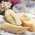 料理メニュー写真ガーリックバタートースト
