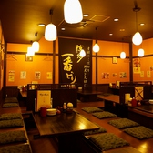 博多一番どり 居食家あらい 山の田店の雰囲気2