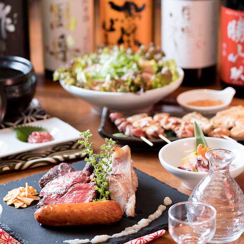 肉と日本酒 jogo-上戸-銀座店