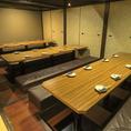 24名以上個室 【最大214名様】まで★※系列店との併設店舗です。