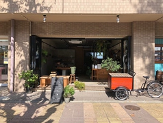 COFFEE STAND moiの写真