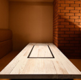 テーブル個室席