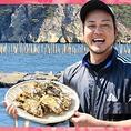 ◆生産者:株式会社 奥松島水産 阿部 晃也様◆ 当店の種牡蠣は日本各地の生産地に送られており、北海道~九州まで販売しています。種から育てているため、牡蠣の成育についてはどこよりも深く知っていると自負しています。その知識と経験から、牡蠣にとって最も良い環境を作ることを常に考えて牡蠣を育てています!