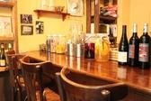 ワインと一緒にお料理を愉しめるのはシェフがいるときだけ!自ら渡仏して様々なワインを見ているシェフと話ができる贅沢な席