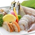料理メニュー写真海盛り