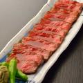 料理メニュー写真A5ランク仙台牛の特選ロースト
