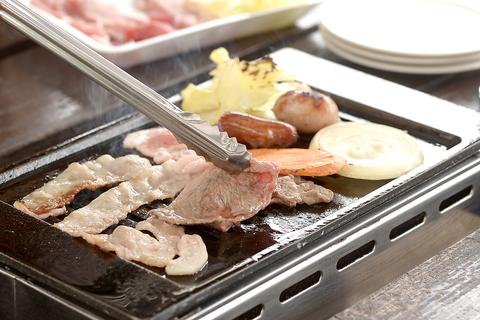 新鮮食材&BBQ器材のセットプラン♪準備・片付けもお任せ! ファミリー・カップルにオススメ!
