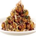 料理メニュー写真たこ焼きピラミッド