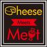 Cheese Meets Meat YOKOHAMA チーズミーツミート 横浜のロゴ