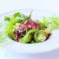 料理メニュー写真雑穀サラダ