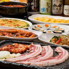 オムニ食堂 新大久保 本店のおすすめポイント1