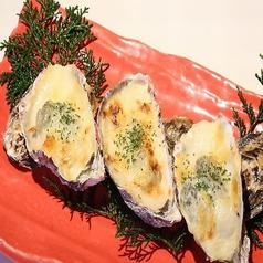 殻付き牡蠣グラタン(一個)