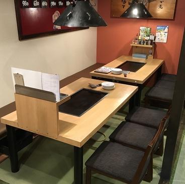 もんじゃ横丁 戸塚店の雰囲気1