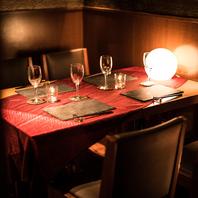 宴会◆テーブル個室最大50名様までOK