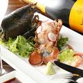 料理メニュー写真オマール海老の活々(いけいけ)