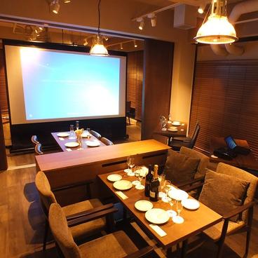 フレッシュネス &Bar 横浜西口店 パーティスペースの雰囲気1