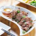 料理メニュー写真黒毛和牛肉寿司