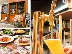 アウグスビール ラボ・キッチン August Beer Lab Kitchen 日本橋の画像