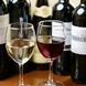 女性に人気のワイン・サングリア・スパークリングあり♪