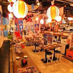 沖縄食堂 瀬戸海人 六本木横丁の雰囲気1