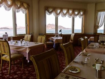 海峡レストラン ボヌール ブッソール 3373の雰囲気1