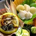 料理メニュー写真長太郎刺身