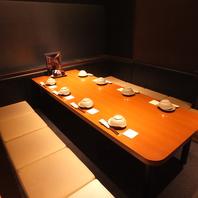 【鍋パーティはゆったり個室で♪】2~24名まで完全個室!