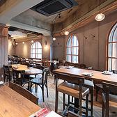 リニューアルしたばかりの綺麗な店内★会社のご宴会はもちろん、少人数様でのご利用も大歓迎です♪名古屋駅から徒歩5分でアクセスもバツグン★