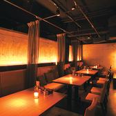 Wall Bar Dining 札幌南3条駅前通り店の雰囲気2