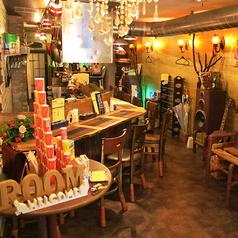 CAFE&BAR ROOMの雰囲気1