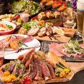 【四谷3丁目×宴会コース】3時間2980円~ご用意している宴会コースは様々な利用シーンでご利用頂けます。