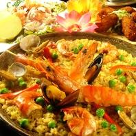 本場のスペイン料理を手軽に楽しめるお店。700円~!