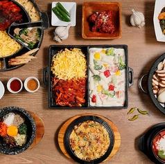 韓国石鍋 bibim' ビビム あべのキューズモール店のおすすめ料理1