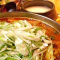 料理メニュー写真鶏鍋 ダットリタン