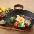 料理メニュー写真[たっぷり野菜] 菜々ビビンパ セット