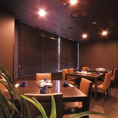 DINING&BAR SHI-EN ホテルイタリア軒の雰囲気1