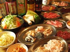 ホルモン大阪のおすすめ料理1