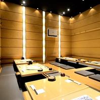 品川で海鮮を楽しめる宴会なら!個室は最大32名様まで。