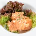 料理メニュー写真海老のマヨネーズソース和え
