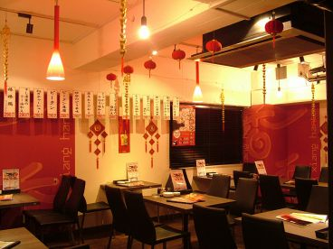 香香飯店の雰囲気1