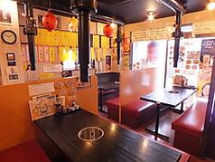 しちりん 鎌ヶ谷大仏店の雰囲気1